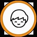 Under 5 icon